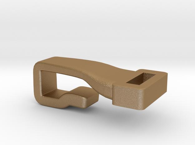 Gancio fettuccia 4x1 3d printed
