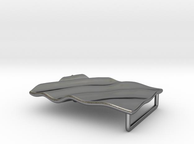 ripple buckle 3d printed