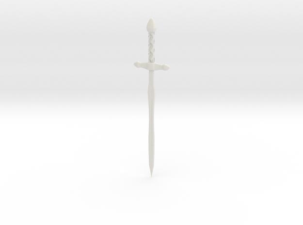 Letter opener in White Strong & Flexible