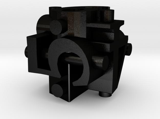 Ligature Die6 3d printed