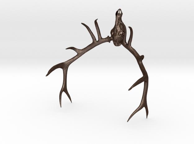 Elk Skull  3d printed