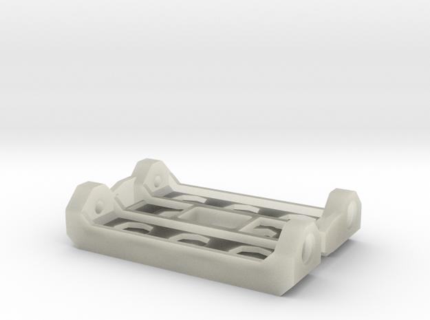 AX-12 Servo bracket 3d printed