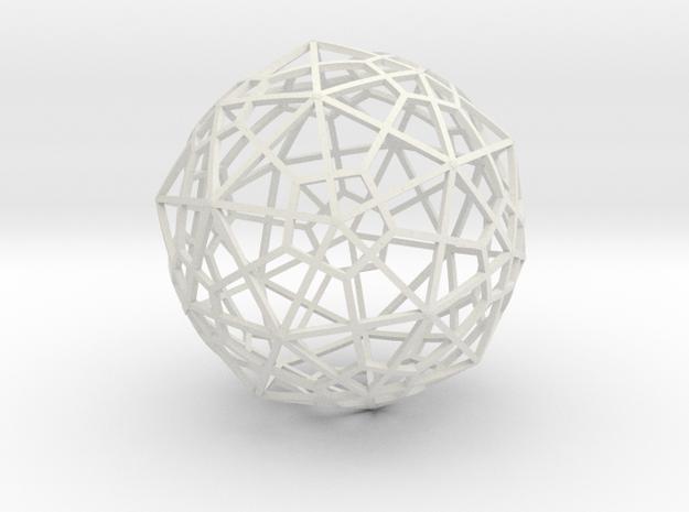 o10 big thin in White Natural Versatile Plastic