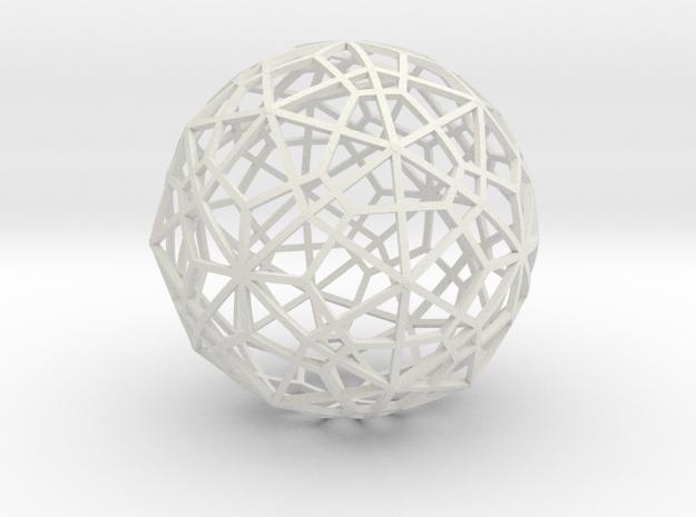 o12o big thin in White Natural Versatile Plastic