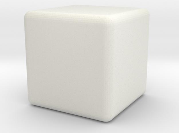 1x1x1 Rubiks Cube 3d printed