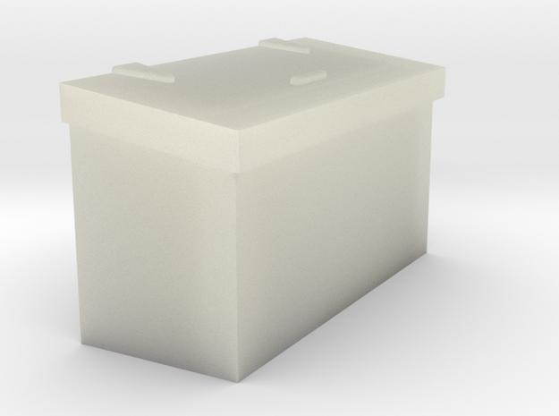 17tonnertoolbox in Transparent Acrylic