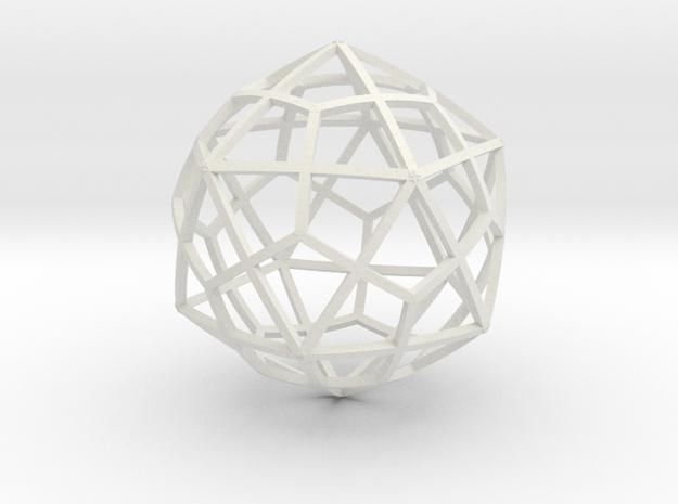 pollix4 in White Natural Versatile Plastic