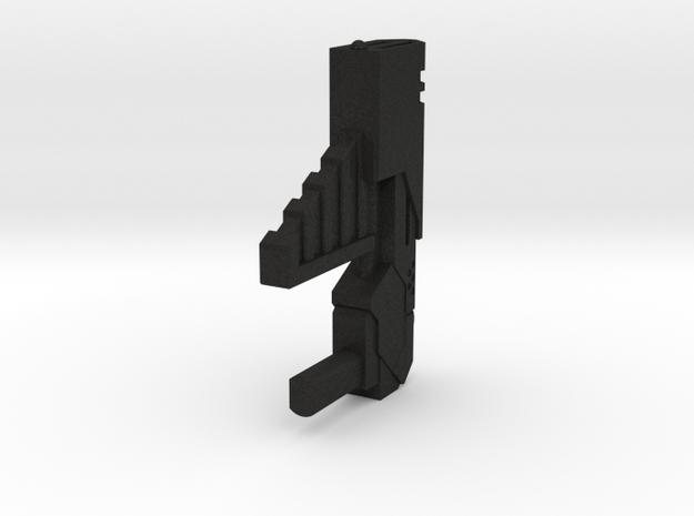Wreckers gun 04 3d printed