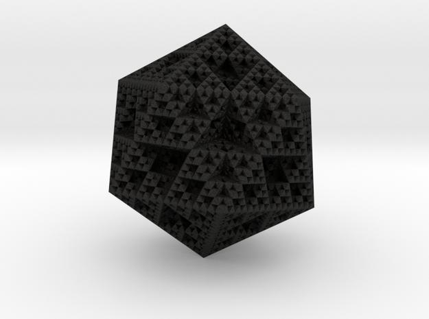 Sierpinski Icosahedron 3d printed