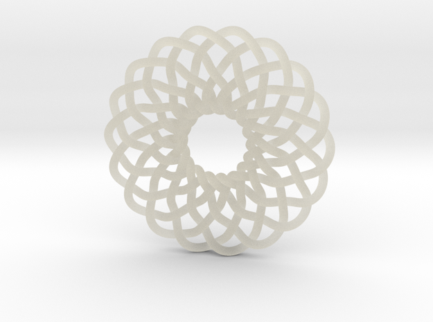 Celtic Knots 02 3d printed
