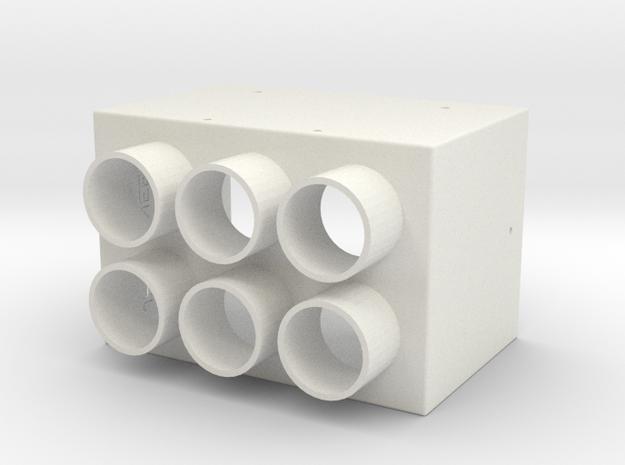 Tetracam replica 3d printed