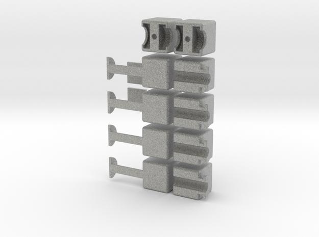 1x2x5 Rubiks Cube 3d printed