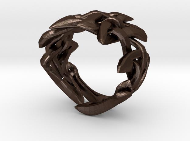 Celtic Weave 2 - version 2 3d printed