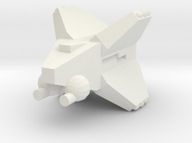 VA101 Void Sting Scoutship 3d printed