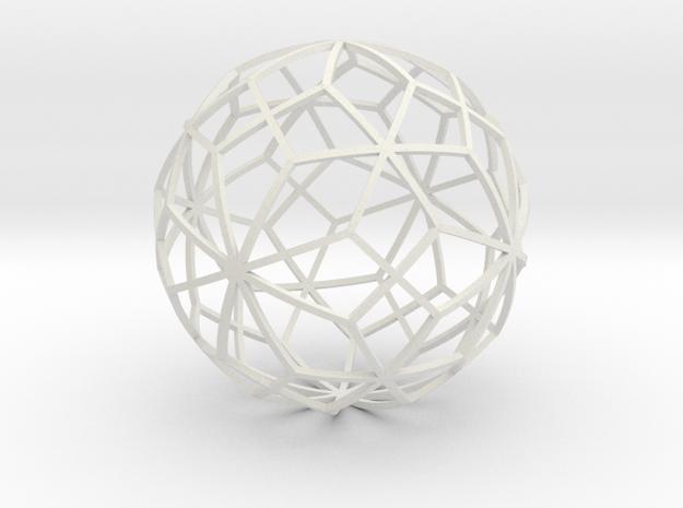 o9ii big thin in White Natural Versatile Plastic