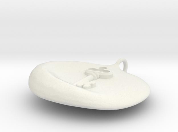 Key DogTag / Charm 3d printed