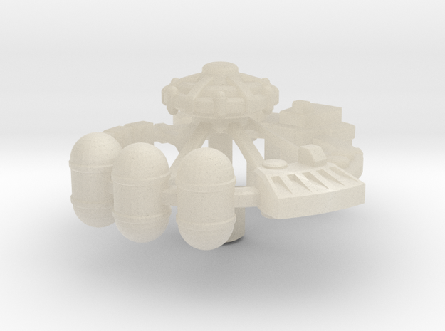 Orbital Factory 3d printed