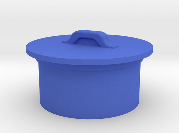 L_Tender_Water_Filler 3d printed