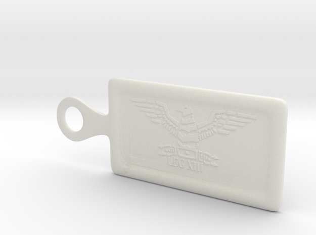 Legion 13 key chain_small 3d printed