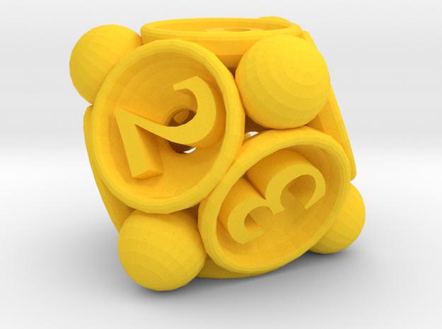 Spore Die8 3d printed