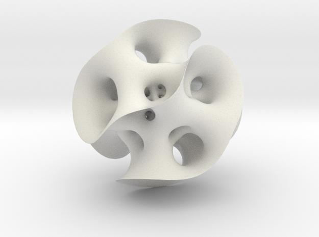 Ohrendings (groß) 3d printed