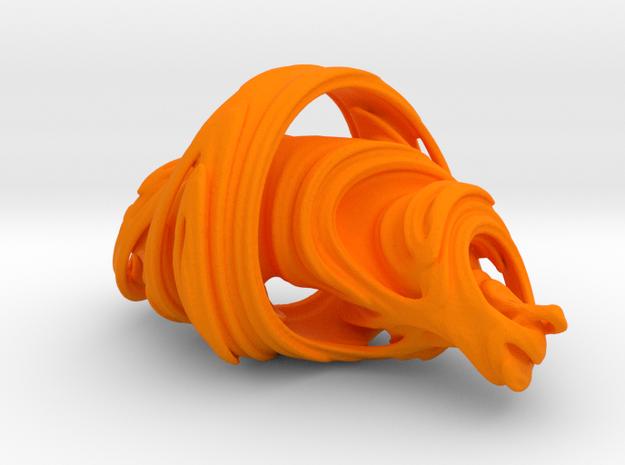 Julia Set Sculpture 3d printed