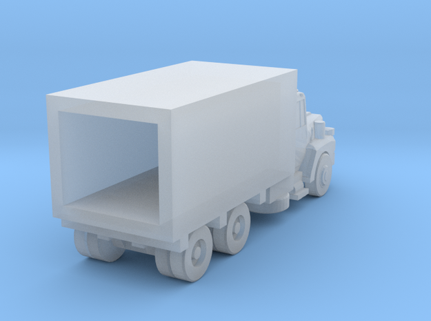 Mack Delivery Truck - Z scale in Smooth Fine Detail Plastic