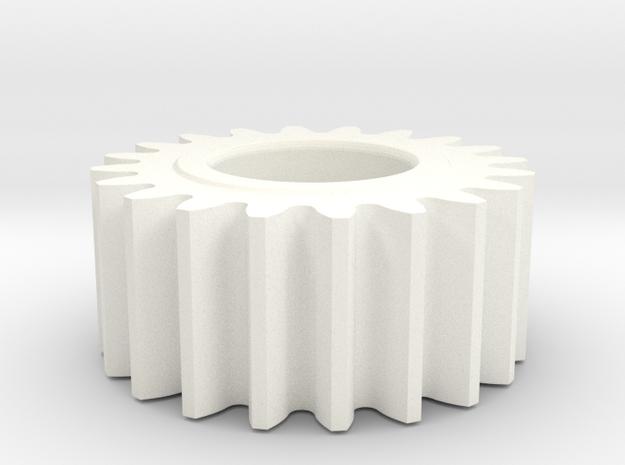 spur gear 3d printed