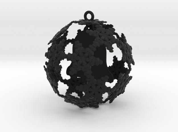 Designer SnowBauble 3d printed
