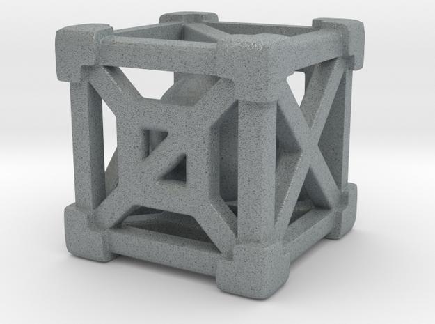 Cage 6-Sided Die - Full 3d printed
