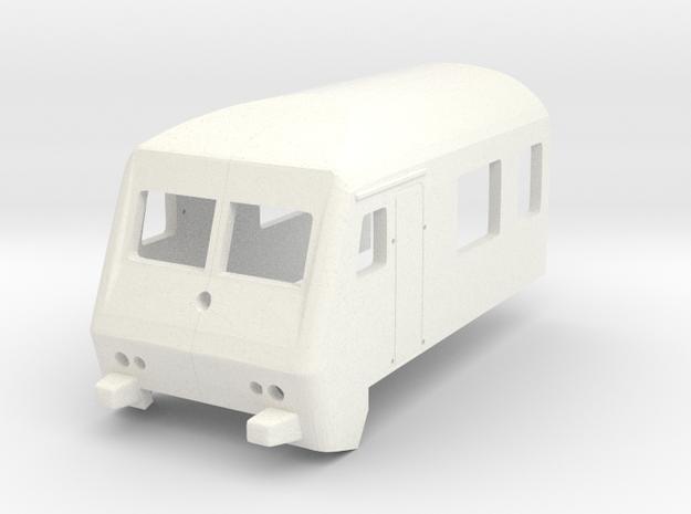Steuerwagen Wittenberge 1zu220 Spur Z 3d printed