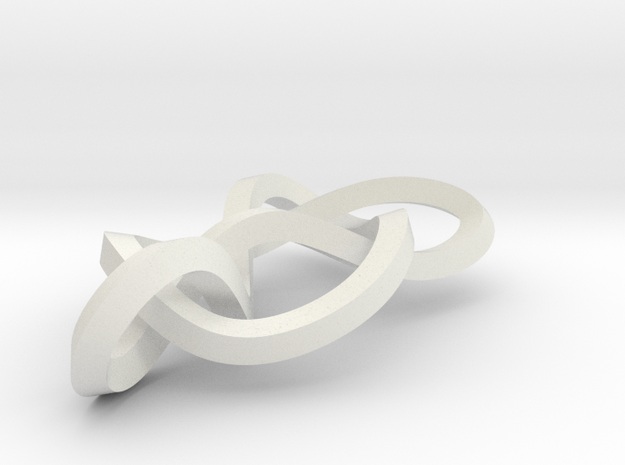 Modius 6-2 knot in White Strong & Flexible