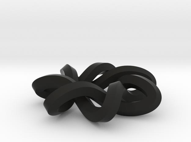 sm 7-1 mobius 360 degree twist 3d printed
