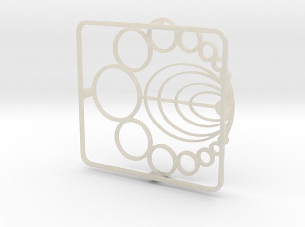 Burner Grate 3d printed