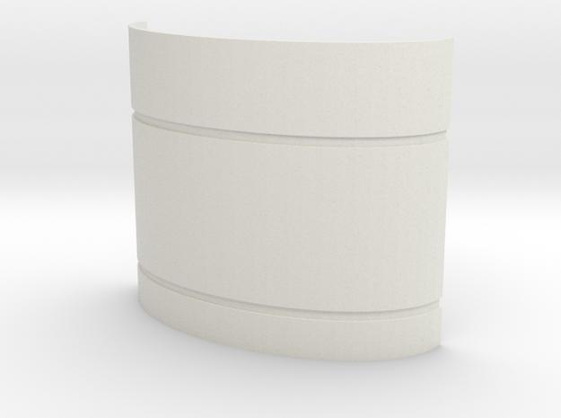 Rekki-Maru Scabbard Collar 3d printed
