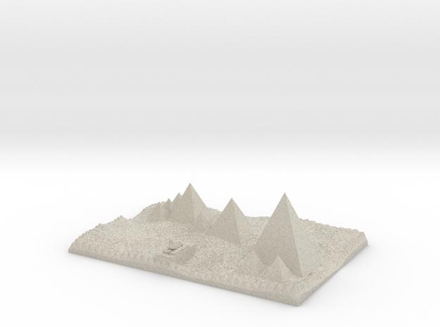 Pyrmids For ceramics etc 3d printed