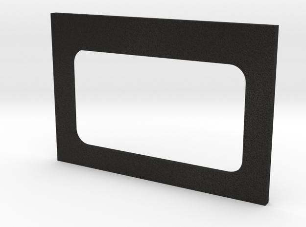 Bulkhead Door Base 3d printed