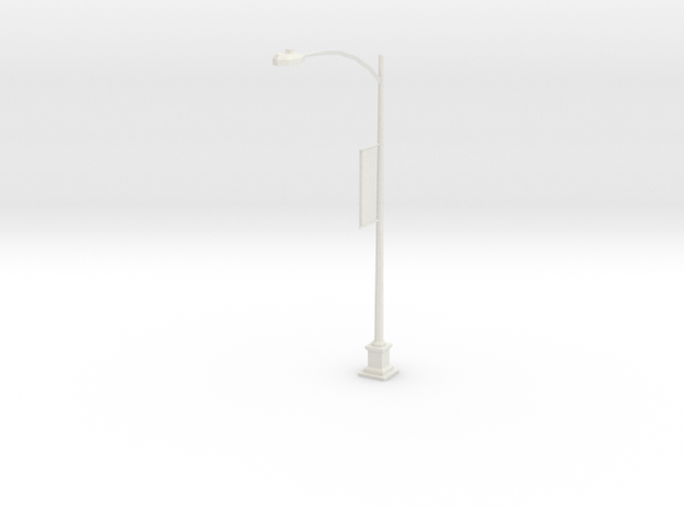 light  in White Natural Versatile Plastic