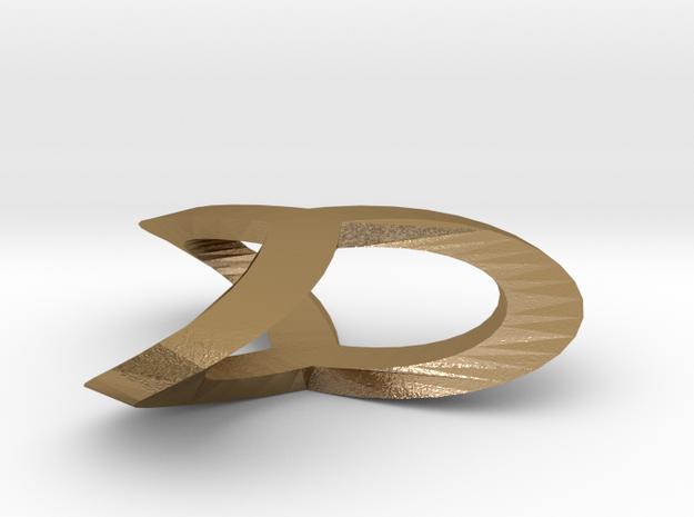 Shamrock Pendant 3d printed