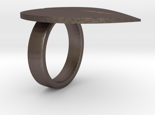 Four leaf clover ring like the gang's ring in It's 3d printed