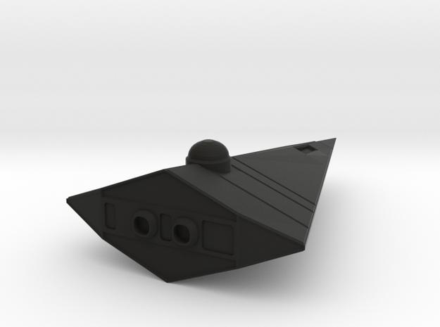 Scout (plain) 3d printed