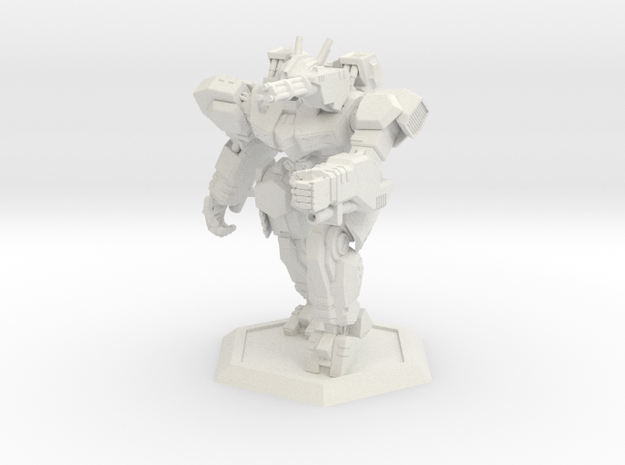 WHAM- Sandman (1/160th) in White Strong & Flexible