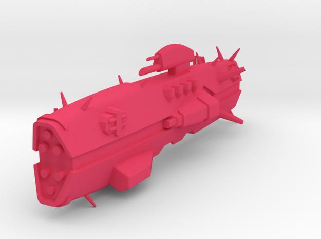 Siege Perlious 3d printed