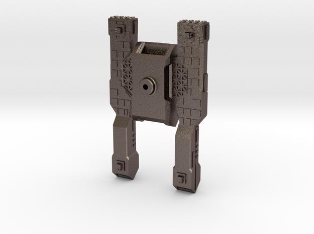 Spork Med Carrier 3d printed