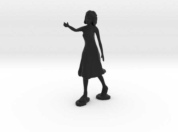 Artist Figurine 3d printed