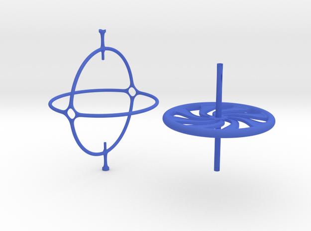 Classic Gyroscope 3d printed