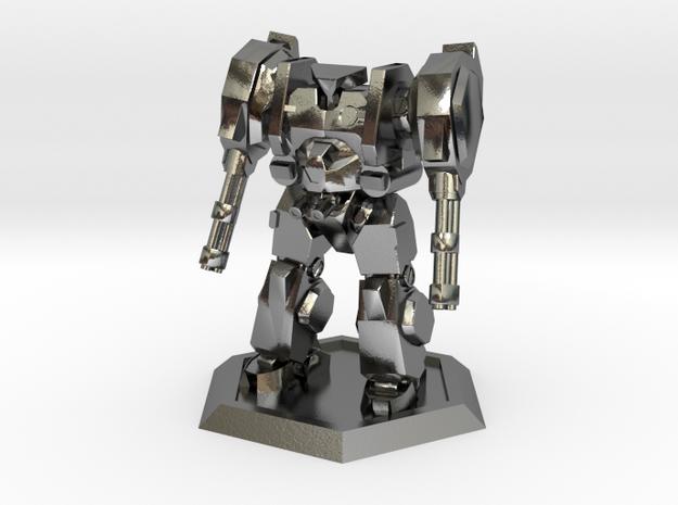 Mecha- Hunter (1/500th) 3d printed