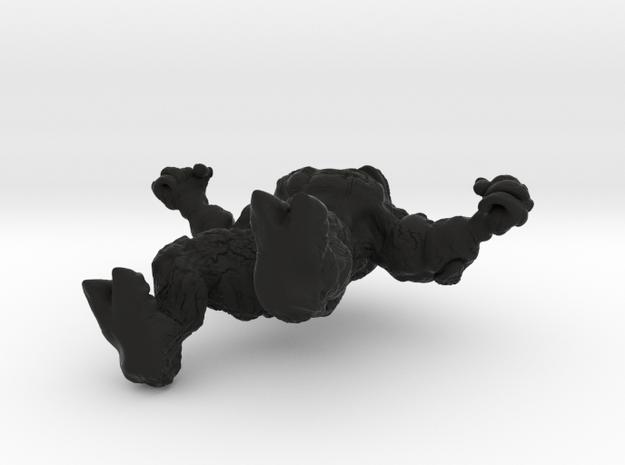 Mindless Rock Monster 4 3d printed