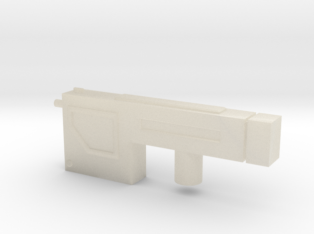 Sunlink - Wraith Gun in White Acrylic