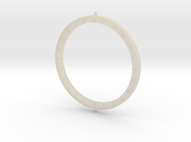 Universal Ring Dial 2 (Hour Ring part) 3d printed